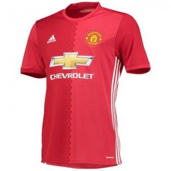 Manchester United 16-17 Hemmatröja Kortärmad   #Billiga  #fotbollströjor