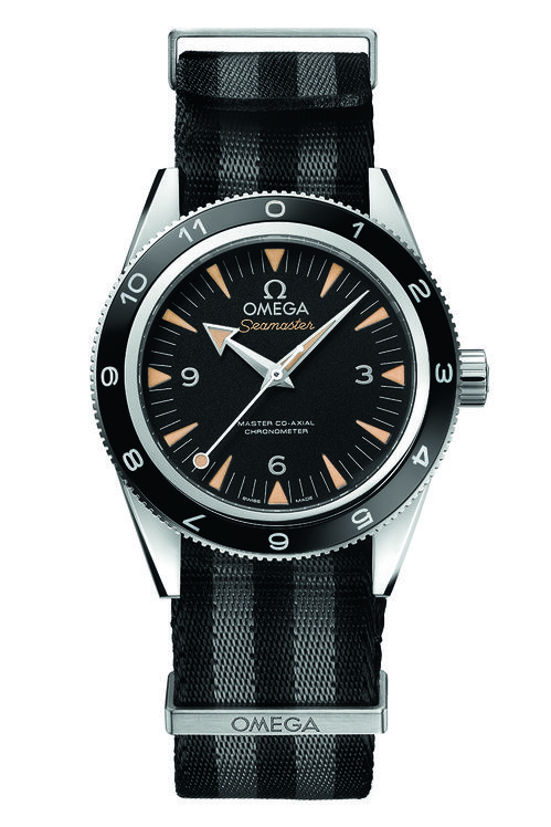 La montre Omega Seamaster 300 Spectre de James Bond