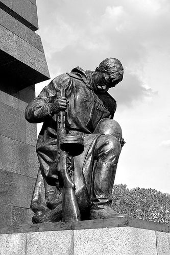 Sowjetisches Ehrenmal - Treptower Park
