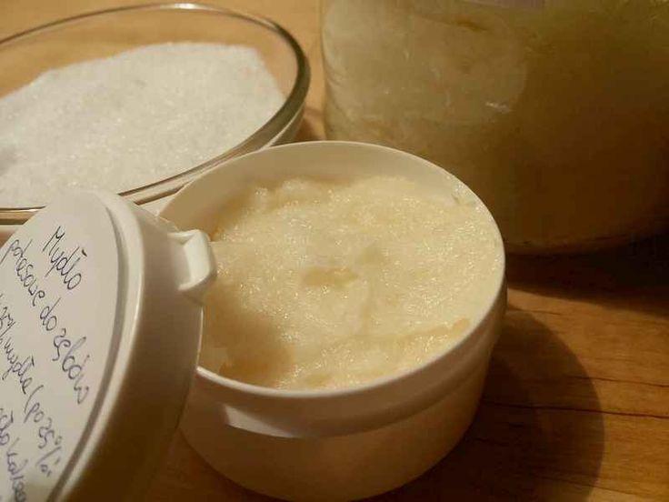 Mydelnica - jak robić naturalne mydła: Potasowe mydło do zębów