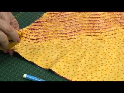Sew Easy: Monica Poole presents the Slash N Circle Ruler