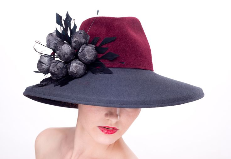 The Fall Winter 2014 2015 Collection #Hats #Fashion #Germany #Mode http://hutsalon.de