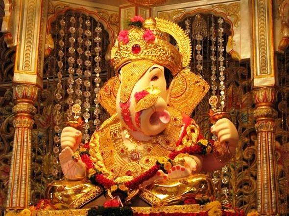 Dagadusheth Ganapati Image Pune, Ganesh Aarti, Ganesh Aarti In Marathi, Ganesh Aarti Lyrics, Ganesh Aarti Mp3, Ganesh Aarti Free Download, G...
