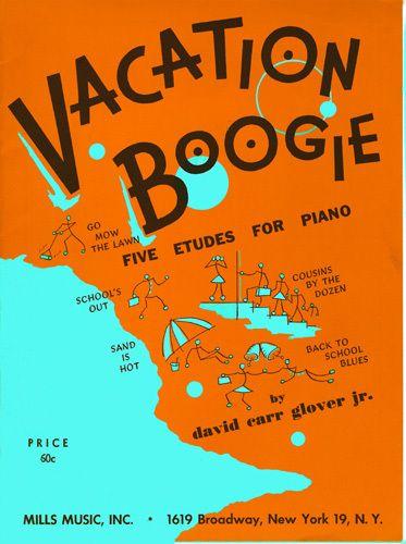 Vacation Boogie - Anonymous Prints - Easyart.com