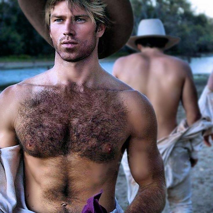 Nude hairy gay cowboys