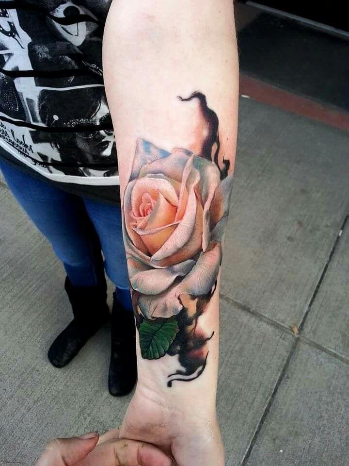 Sarah Miller Tattoo