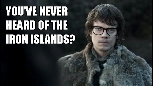 hipster theon greyjoy  game of thrones  a song of ice and fire