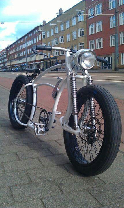 Amazing Beach Bike Motorcycle Light Shocks & More