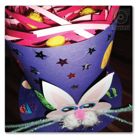 My first Easter hat parade as a mum - (who has to help make one!) - TOMFO