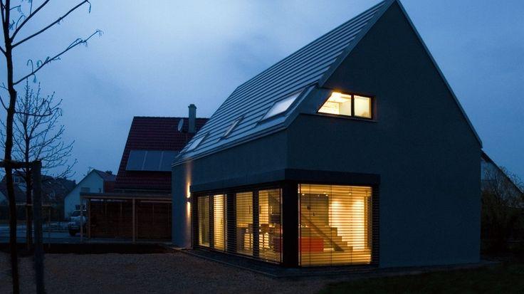 die besten 25 fertighaus g nstig ideen auf pinterest. Black Bedroom Furniture Sets. Home Design Ideas