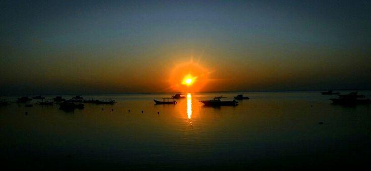Start, Sanur (Bali - Indonesia).