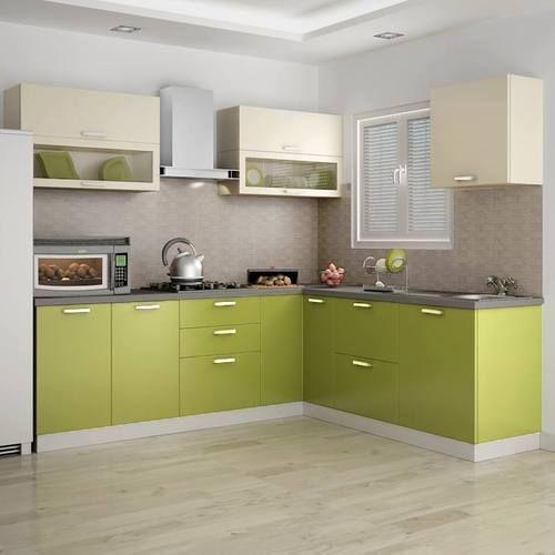 Contemporary Modular Kitchen - Suppliers & Manufacturers ...