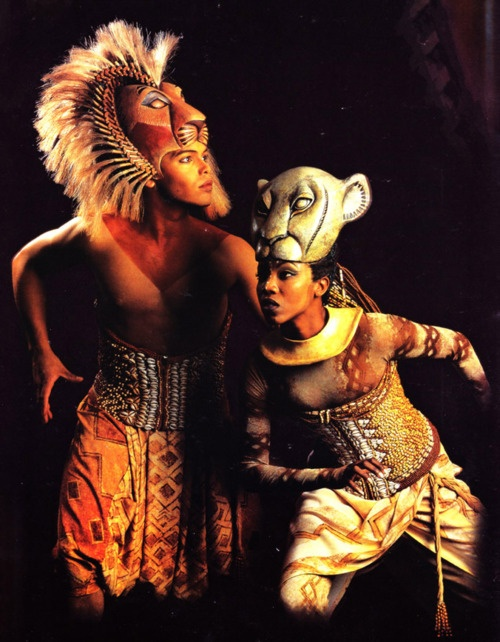 Broadway - The Lion King in NYC.  I felt like a little kid as this show opened.  Jaw-dropping.