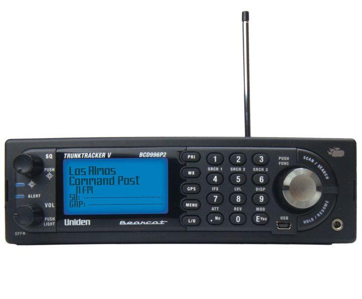 Uniden BCD996P2 Digital Mobile TrunkTracker V Scanner $649.99  Visit Fleetwood Digital for ~400+ #HamRadio #hamr related items! https://goo.gl/yY6yST