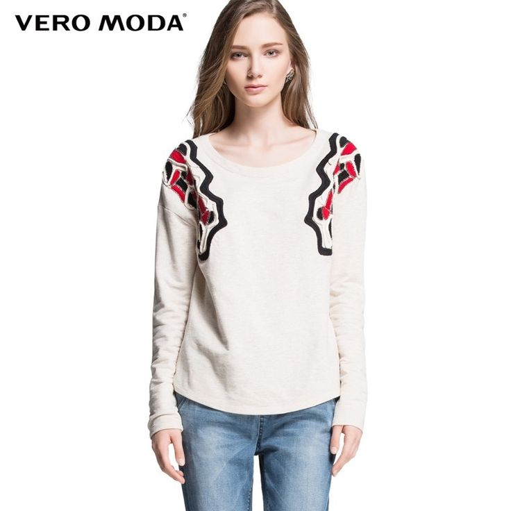 23.9$  Watch here - Vero Moda Brand hot Women Fashion Sweet Comfortable Cotton Casual knitted Sweater Ladies Pullovers Girls hollow coat 314302016   #shopstyle