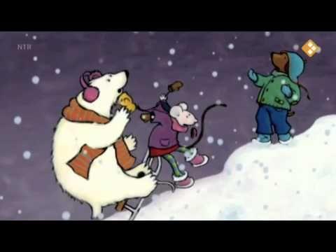 Bo en Babs in de sneeuw