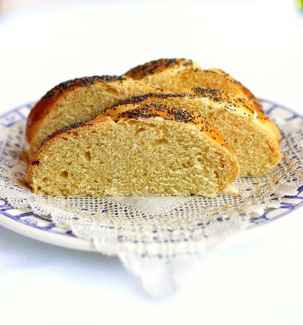 Jalá, el pan del Sabbat   Recetas con fotos paso a paso El invitado de invierno
