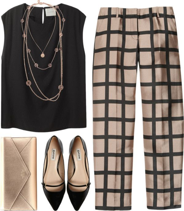 """Rose Gold"" by vanessanataly on Polyvore"