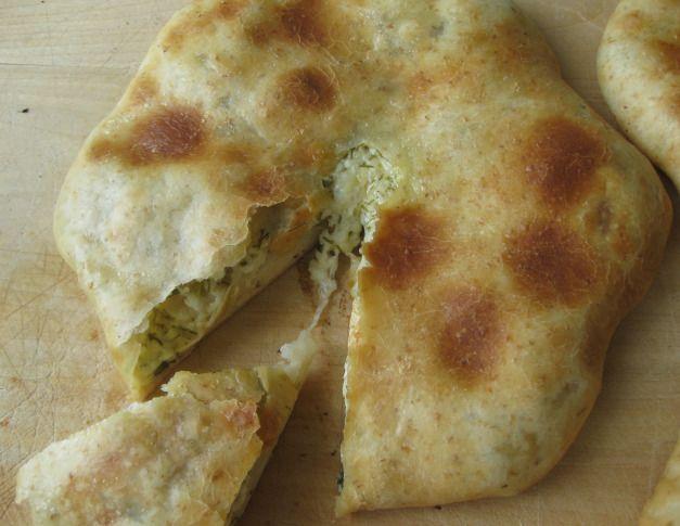 Ualibah, Ossetia Brine Cheese Pie