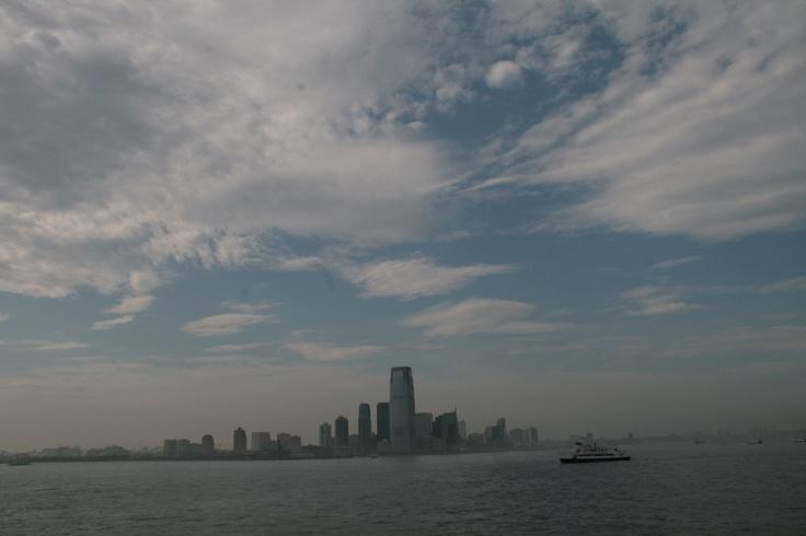Turbulences sur Manhattan