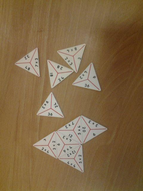 Domein: getallen. Onderdeel: vermenigvuldigen. Doel: De leerlingen leren handig vermingvuldigen op een speelse manier.