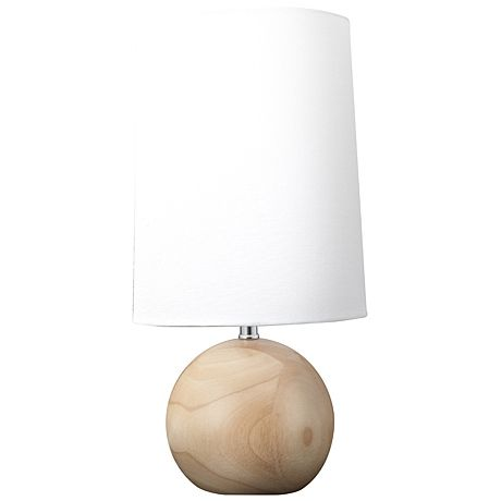 Add a Nordic look to your living zone with the Jetty Table Lamp. This piece has a Scandinavian feel with its blonde timber base paired with the white lampshade. It has a sophisticated elegance that makes a lovely addition to a bedroom or living zone.