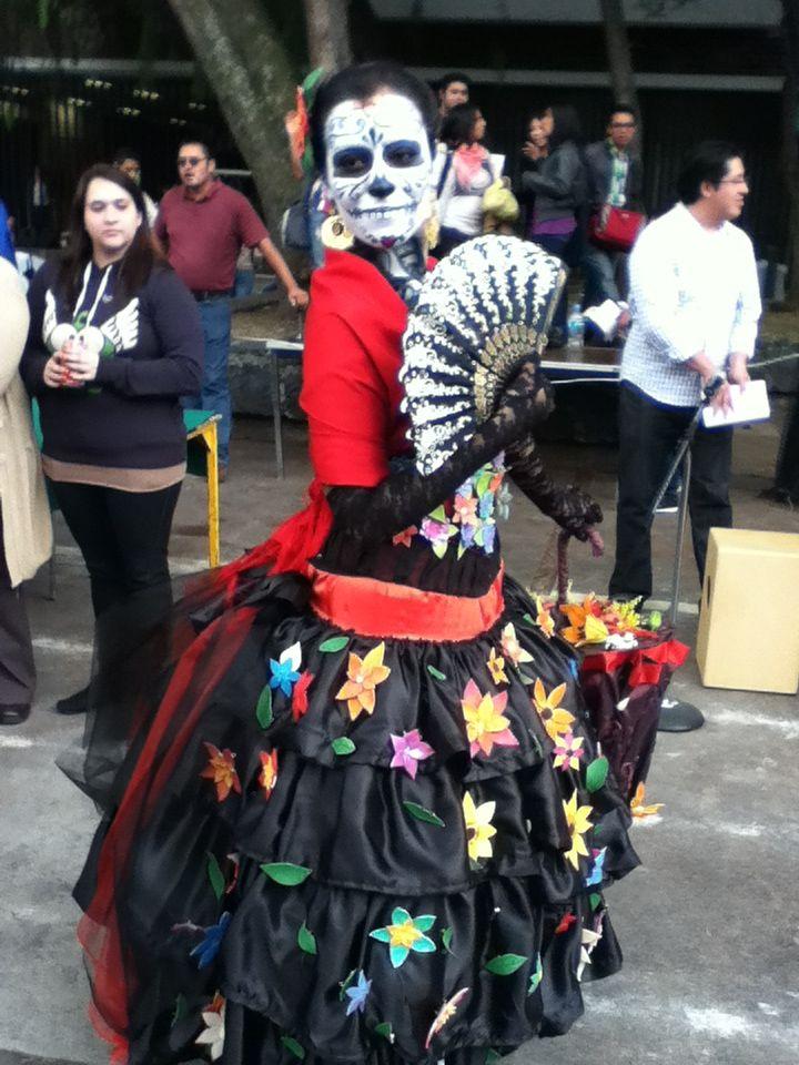 Día de Muertos (2012) en Facultad de Química UNAM