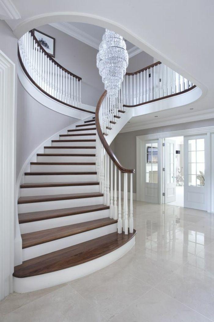 ▷ 50+ Bilder Und Ideen Für Treppenaufgang Gestalten | Einrichtungsideen |  Pinterest | Treppenaufgang Gestalten, Treppenaufgang Und Erstaunliche Fotos