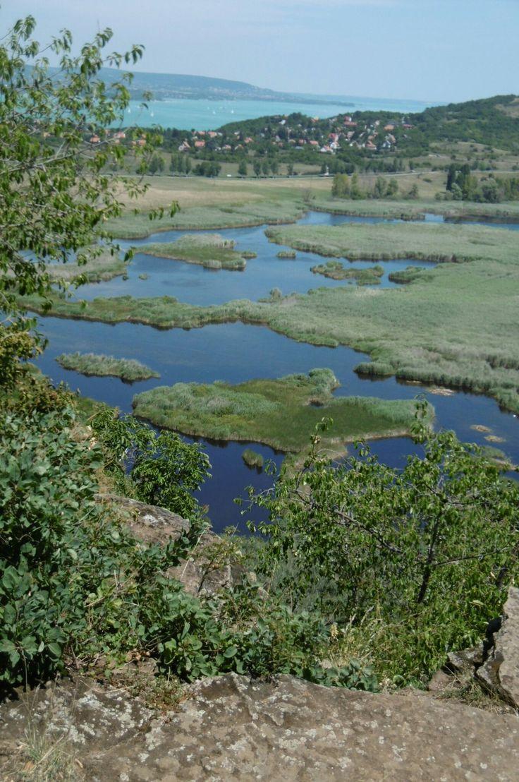 Tihany, Külső-tó