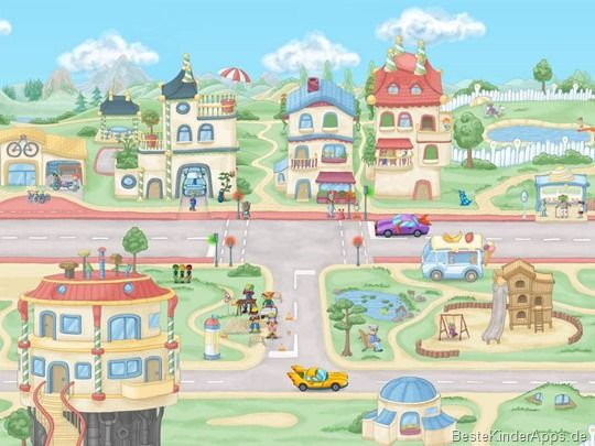 Ampelini XL Gratis App Kinderspiel iPad iPhone (9)