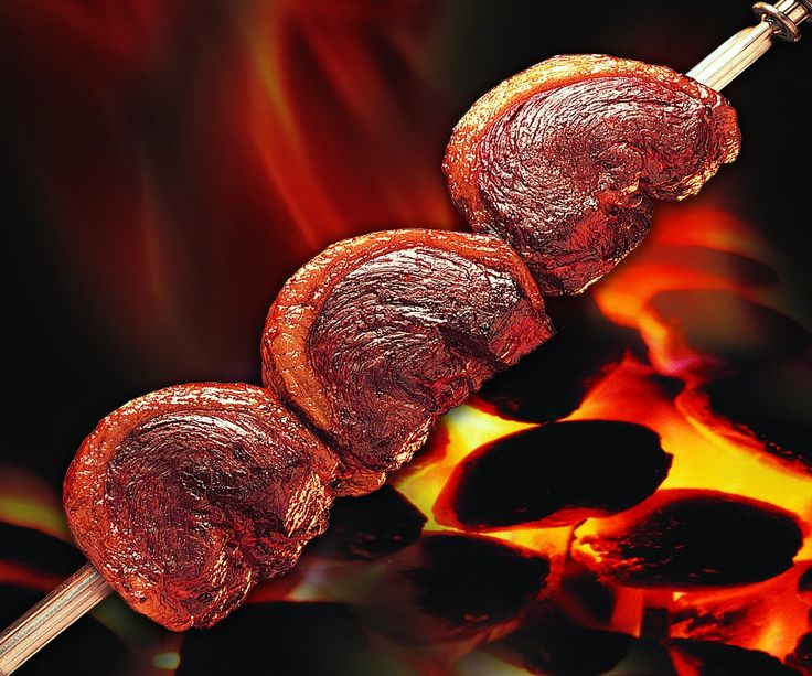 Fogo de Chao in Downtown San Diego. Go hungry! #buffet