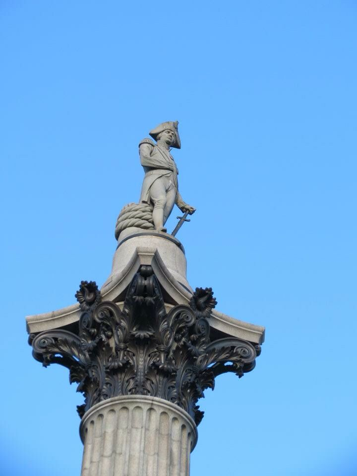 Lord Nelsons Column