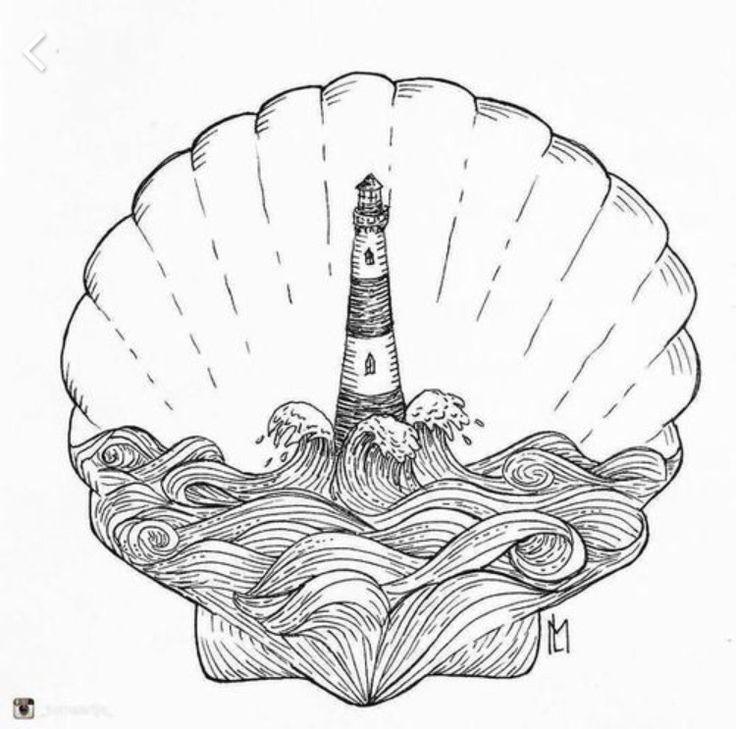 Pin de Isabel em Maritime Arte de tatuagem, Produção de