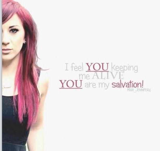 Jen Ledger! She is beautiful