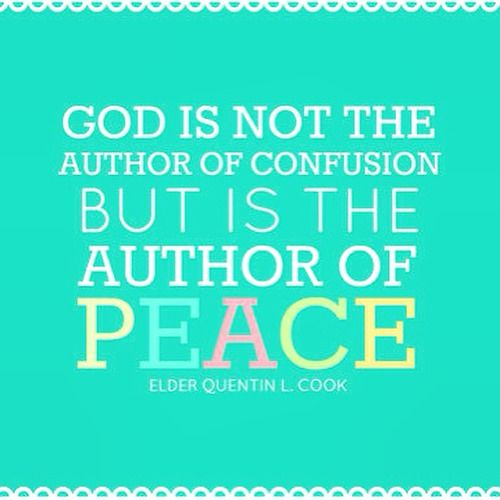 Quotes About Peace: 42 Best Images About Lds Quotes About Peace On Pinterest