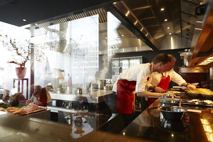 By day - Restaurant Joelia, Rotterdam (chef Mario Ridder)