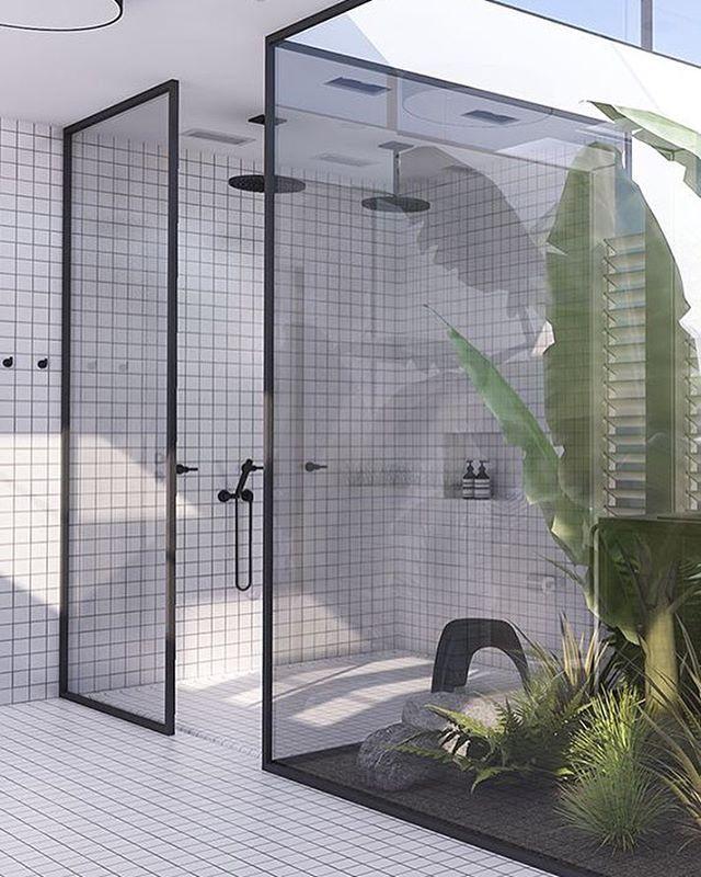 Bathroom by Eleni Psyllaki | Back to Basic