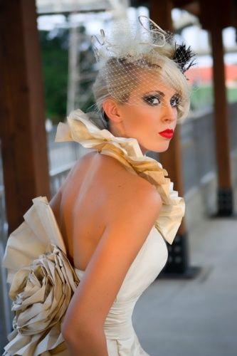 Karen Hendrix Couture: KHC CUSTOM ATELIER #Weddings #Fashion #Custom #Couture
