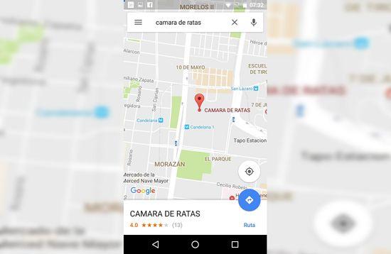 """Cambian nombre en Google Maps a sede del Palacio de Justicia Federal a """"CÁMARA DE RATAS"""" - http://www.esnoticiaveracruz.com/cambian-nombre-en-google-maps-a-sede-del-palacio-de-justicia-federal-a-camara-de-ratas/"""