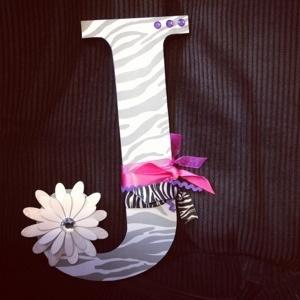 1000 images about initials on pinterest the alphabet for Shoulder decoration 9 letters