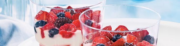 Tim Hortons - Yogurt
