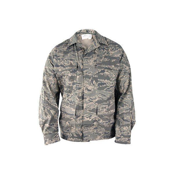 Men's Propper Airman Battle Uniform Coat 50N/50C Short ($50) ❤ liked on Polyvore featuring men's fashion, men's clothing, men's outerwear, men's coats, jackets, mens short trench coat, mens military coat, mens coats and mens fur collar coat