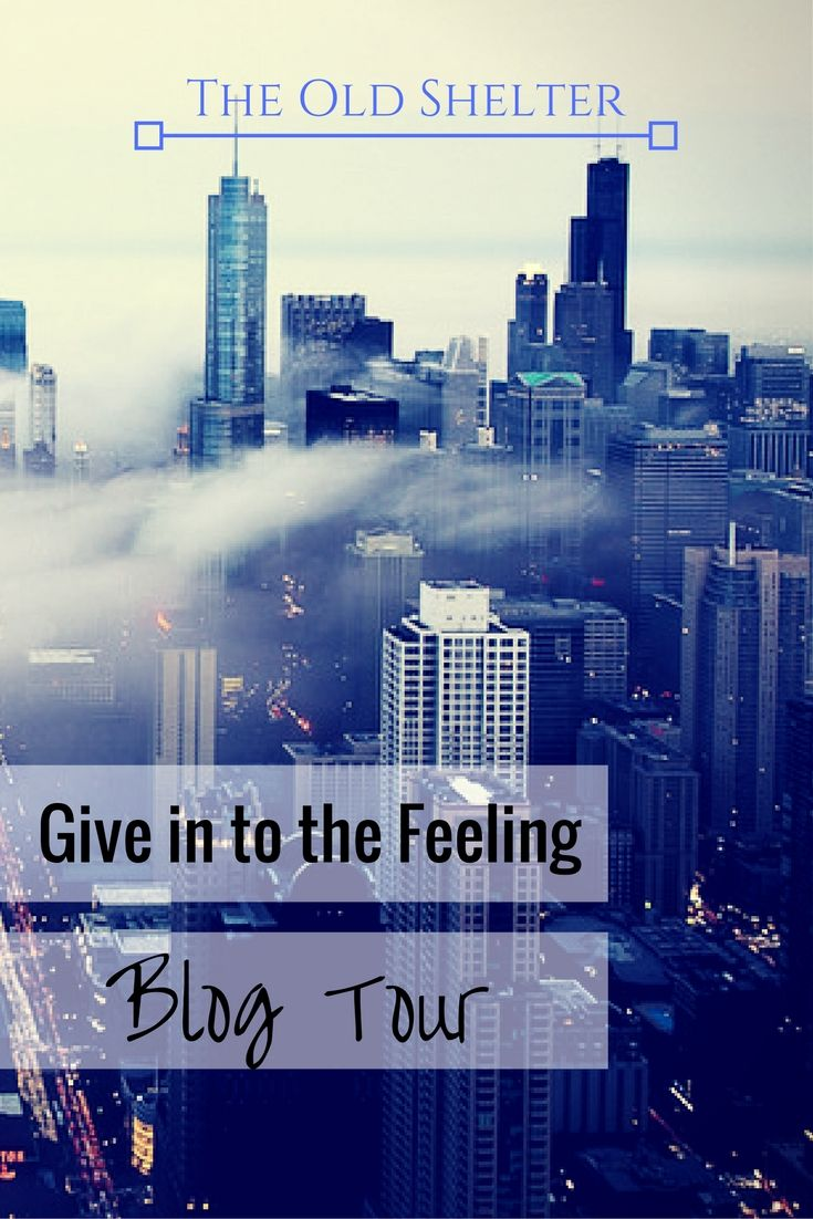 GIVBE IN TO THE FEELING by Sarah Zama - Discover what the story is about