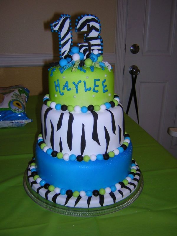 18 Best Cakes For 11 Year Old Girls Images On Pinterest