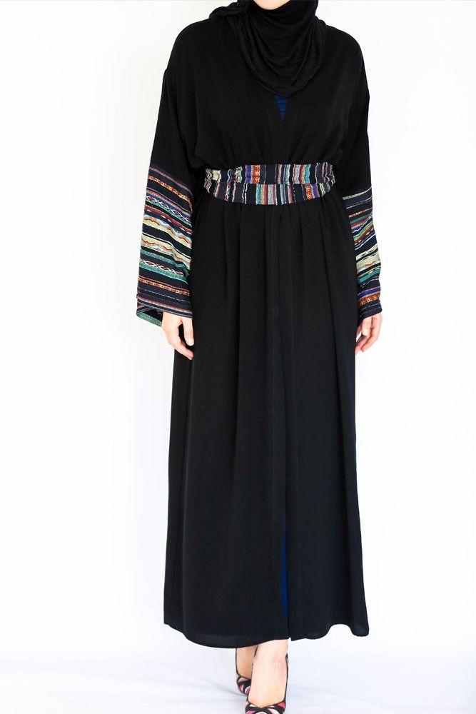Amani Open Abaya