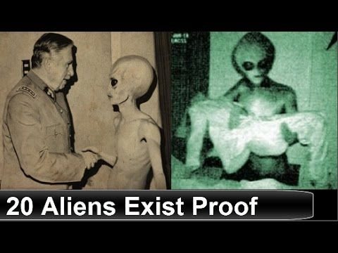 20 Proof That Aliens Exist On Earth