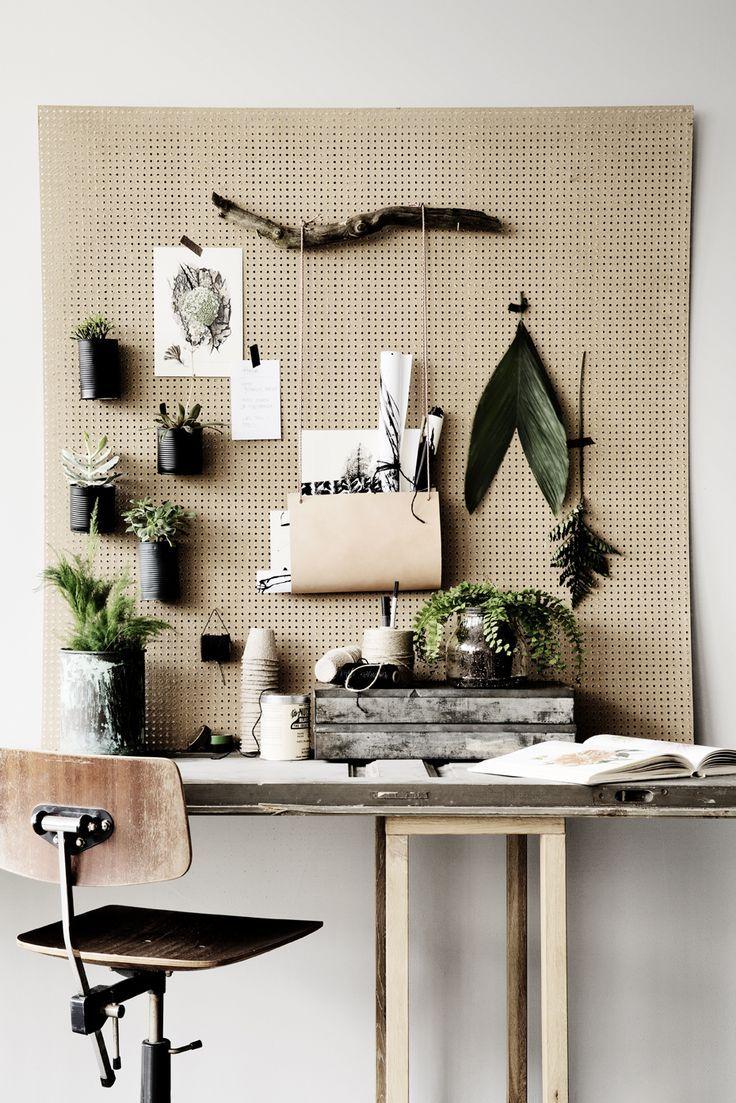 Heidi Lerkenfeldt:::Interieur Stills | stillstars.com botanical workspace