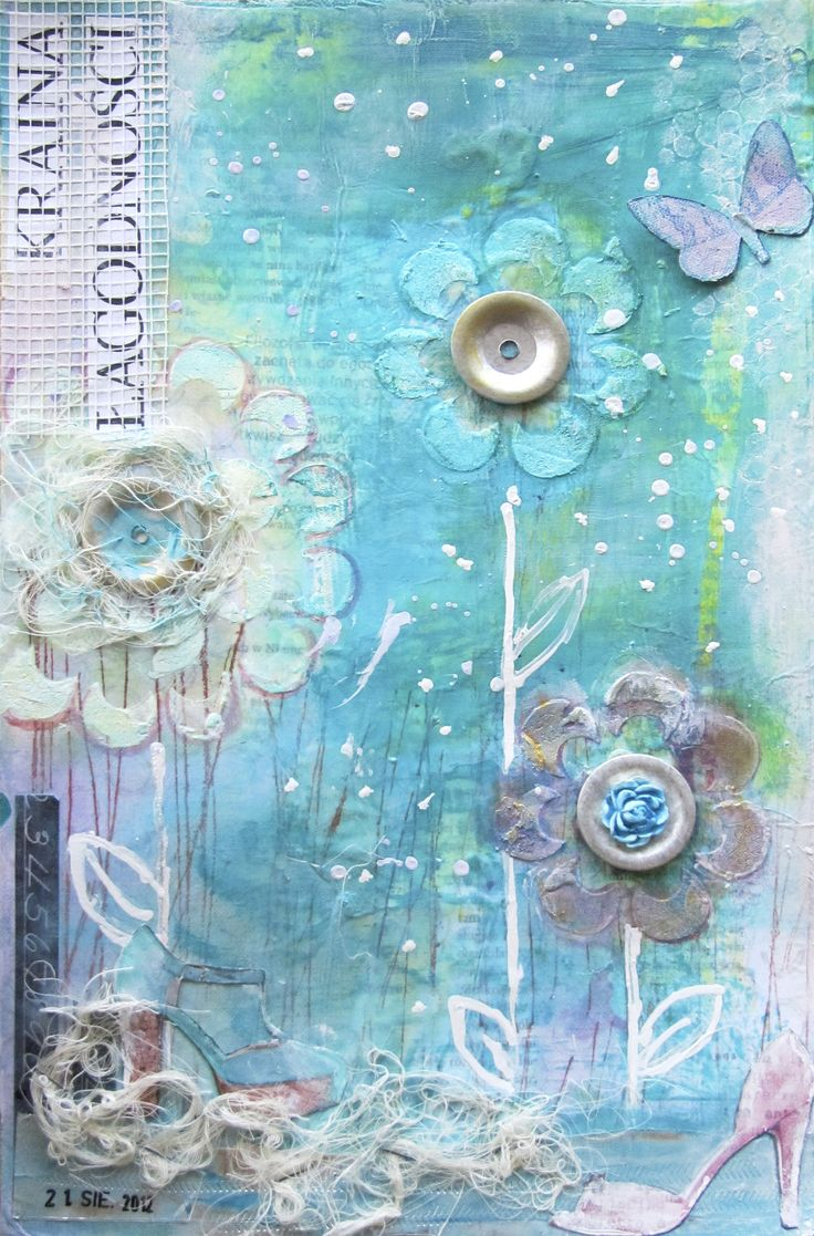 Mixed Media - Scrapbook.com