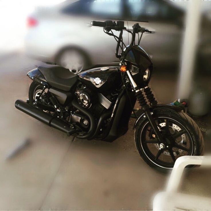 Harley Davidson Street  S