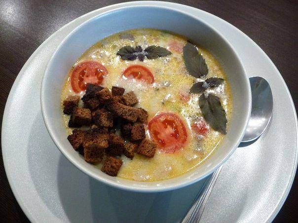 Грибной крем суп хорош в любую погоду – вполне сытный для прохладной весны,  он достаточно легкий и для жаркого лета. #грибнойкремсуп #грибнойсуппюре